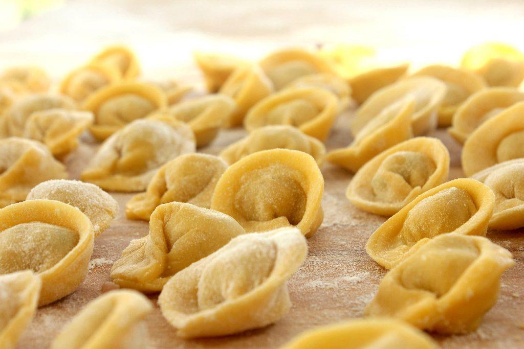 Tortellini. © Ricette Bimby