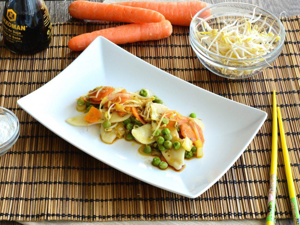 Gnocchi di riso cinesi bimby tm31 tm5 for Ricette cinesi