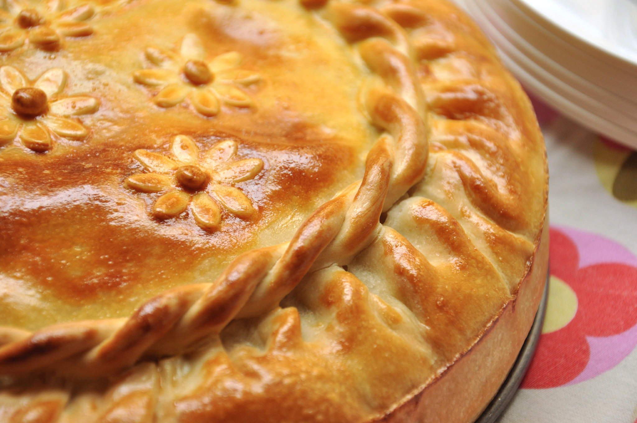 Torta pasqualina ai carciofi bimby tm31 tm5 for Ricette bimby torte