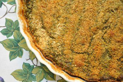 Torta salata di bietole