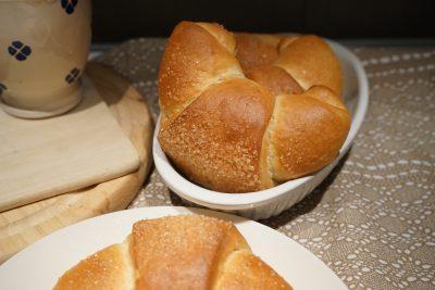 Brioches metodo Tang Zhong (milk roux)