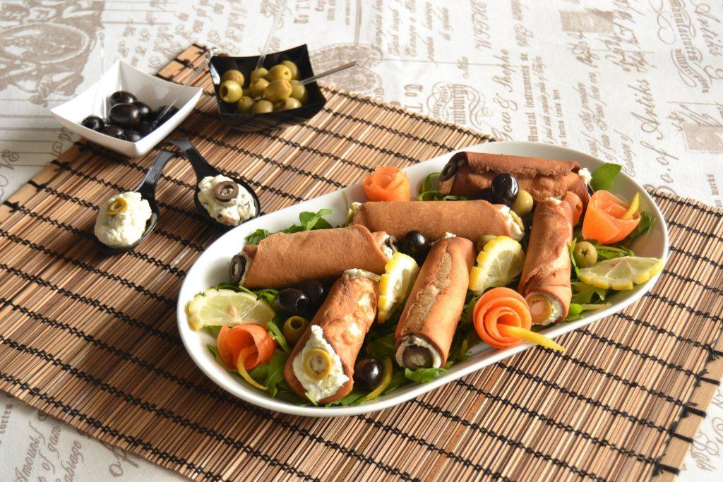 Cannoli salati