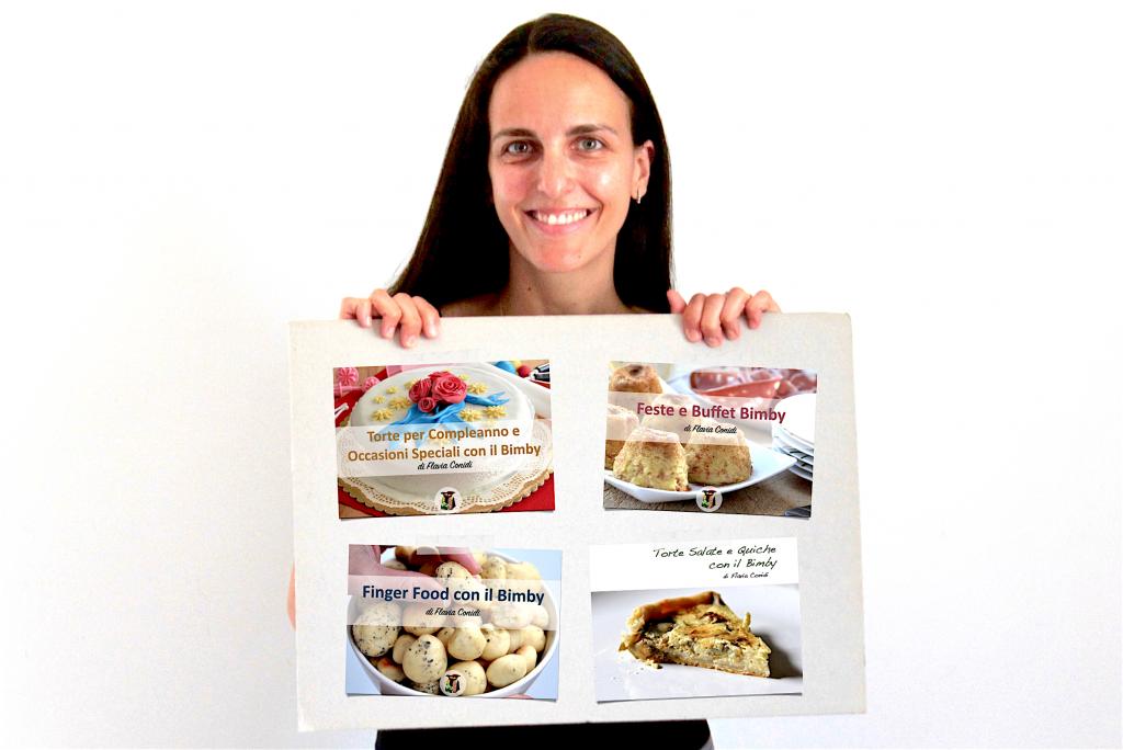 Collezione ebook: Ricette per Feste con il Bimby