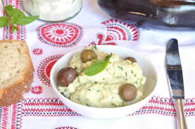 Melitzanosalata: salsa greca di melanzane