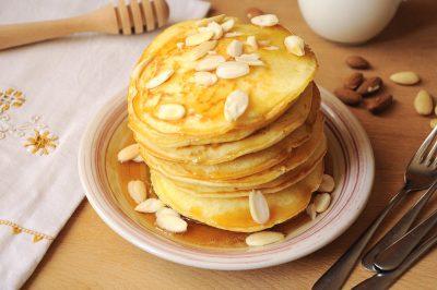 Pancake senza glutine