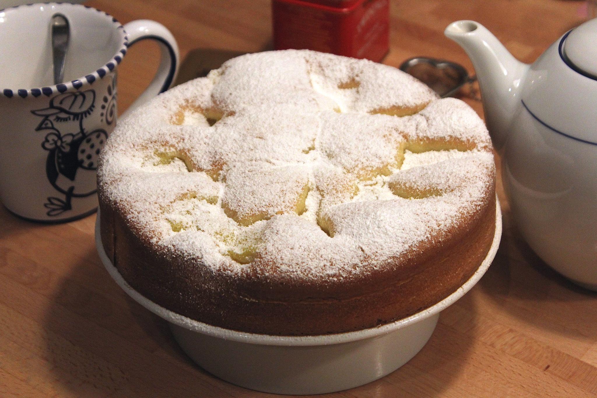 Torta nua bimby tm31 tm5 for Ricette bimby torte