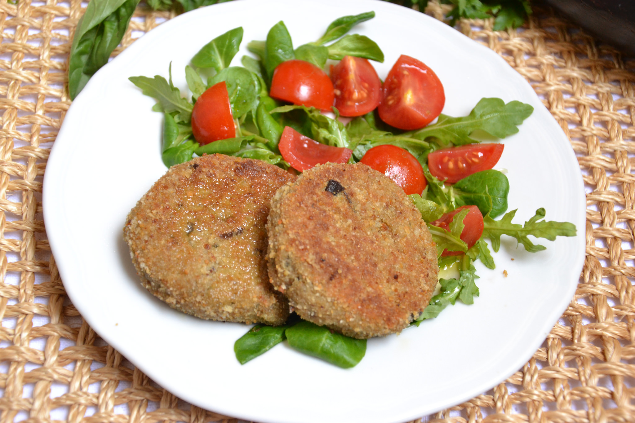 Burger melanzane bimby tm31 tm5 for Melanzane ricette