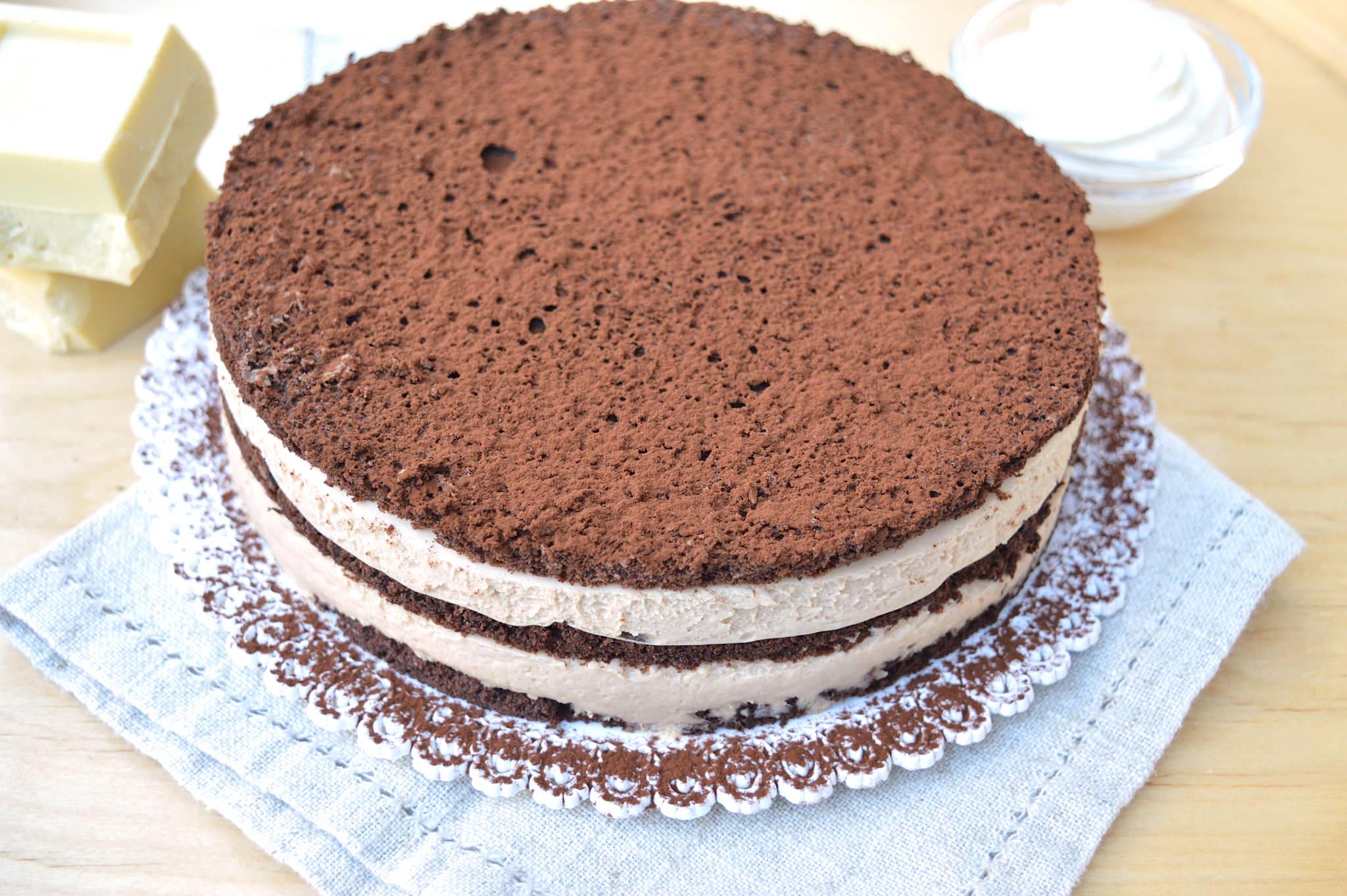 Torta cremino bimby tm31 tm5 for Ricette bimby torte