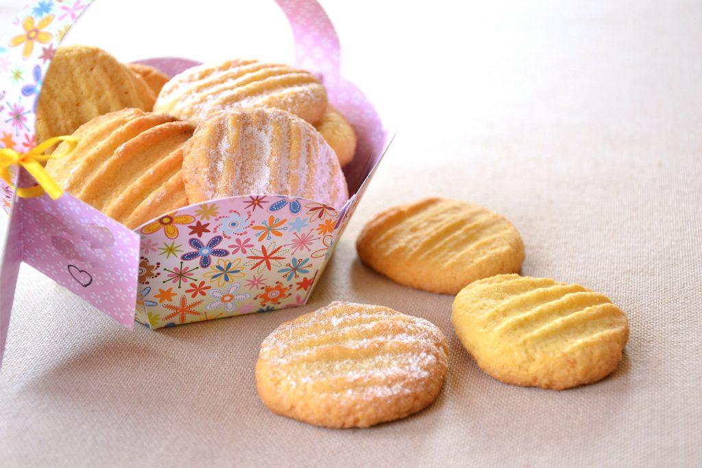 Biscotti di mais