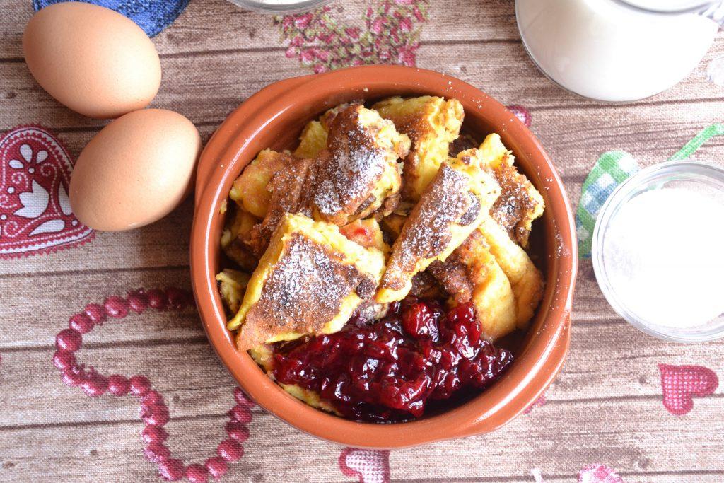 Kaiserschmarren: la frittata dolce tirolese