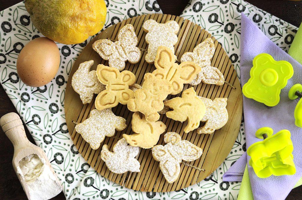 Ricette biscotti semplici con il bimby