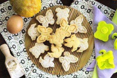 Biscotti semplici e veloci