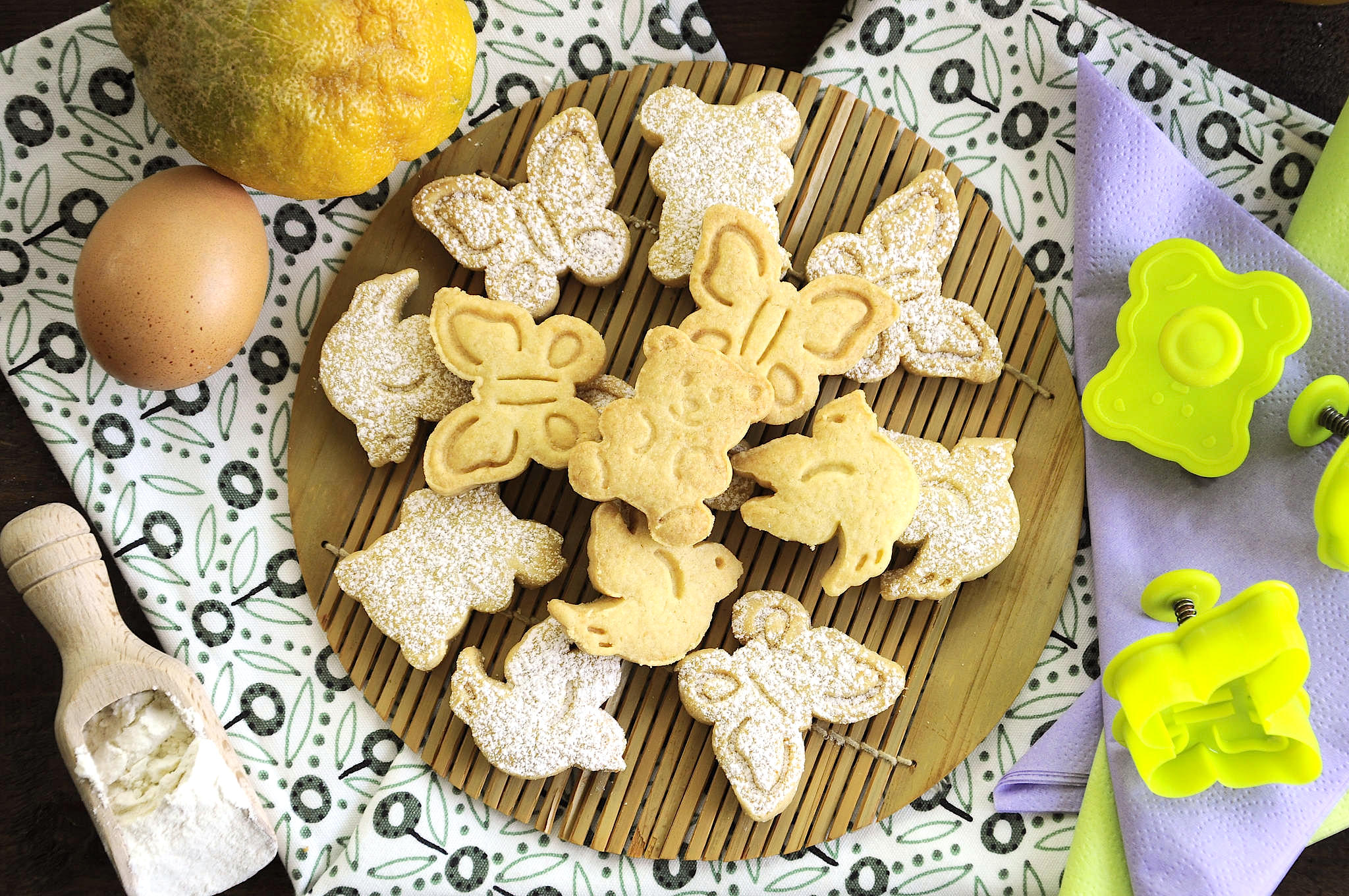 Biscotti semplici e veloci con bimby tm31 tm5 for Bimby ricette dolci