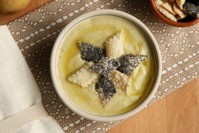 Crostini per zuppe e vellutate