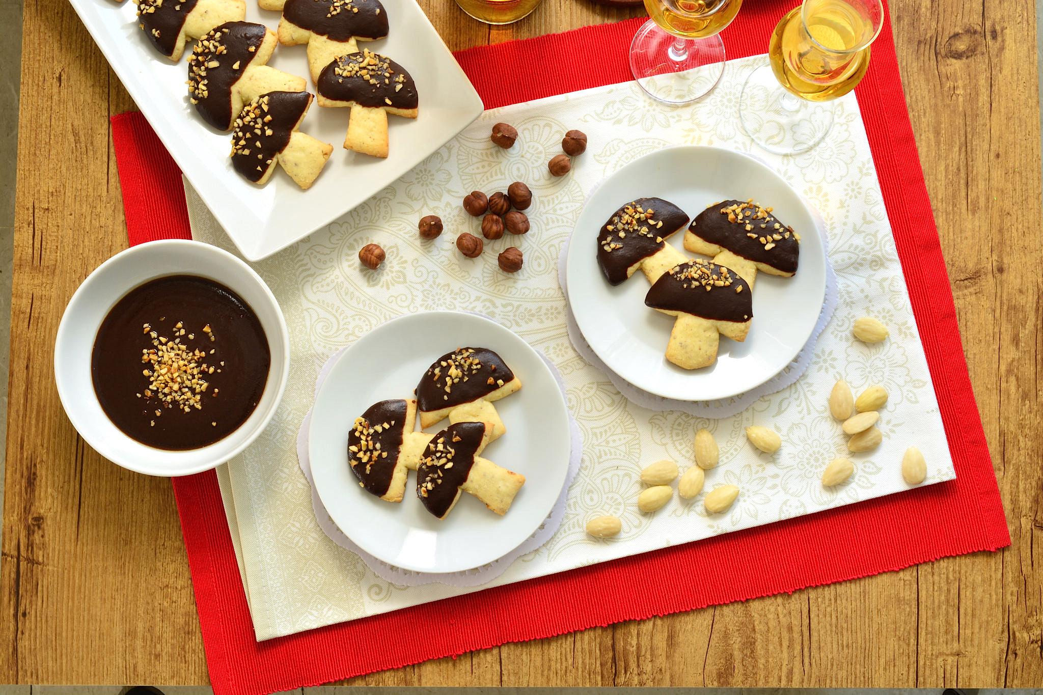Funghetti dolci bimby tm31 tm5 for Ricette dolci bimby