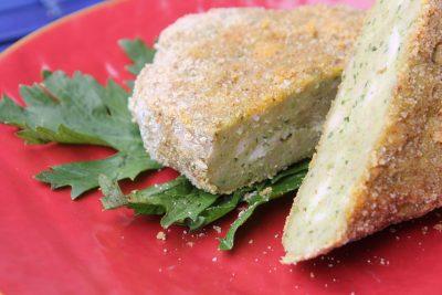 Cotolette carne e spinaci tipo spinacine