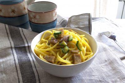 Carbonara vegana