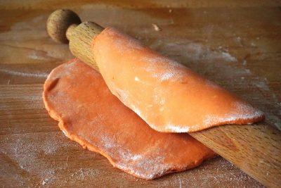 Pasta brisè al pomodoro