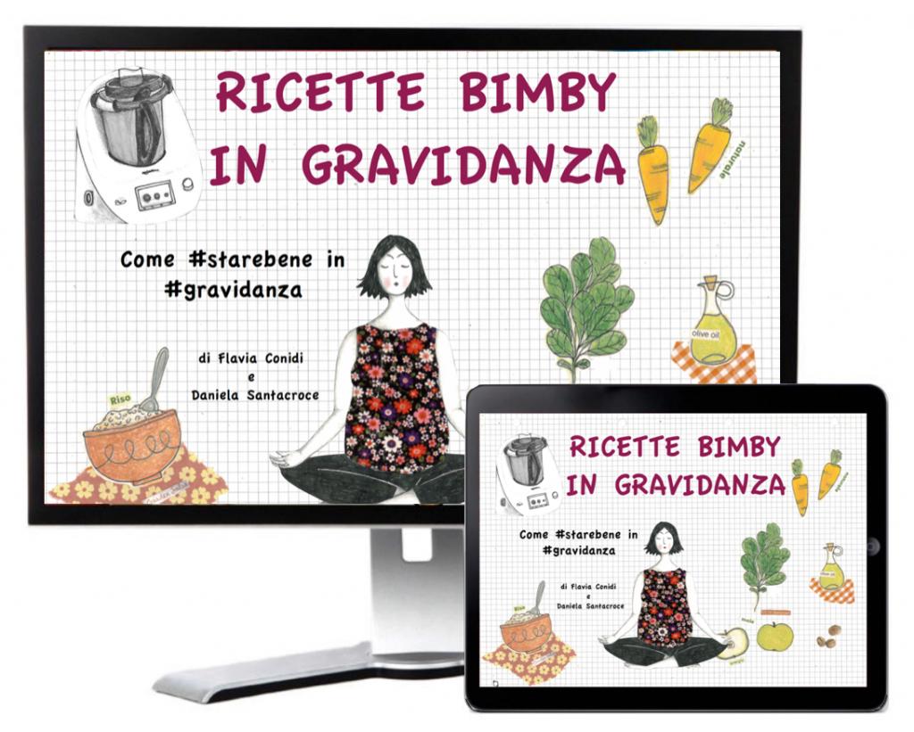 Ricette Bimby in gravidanza – Ricettario ebook