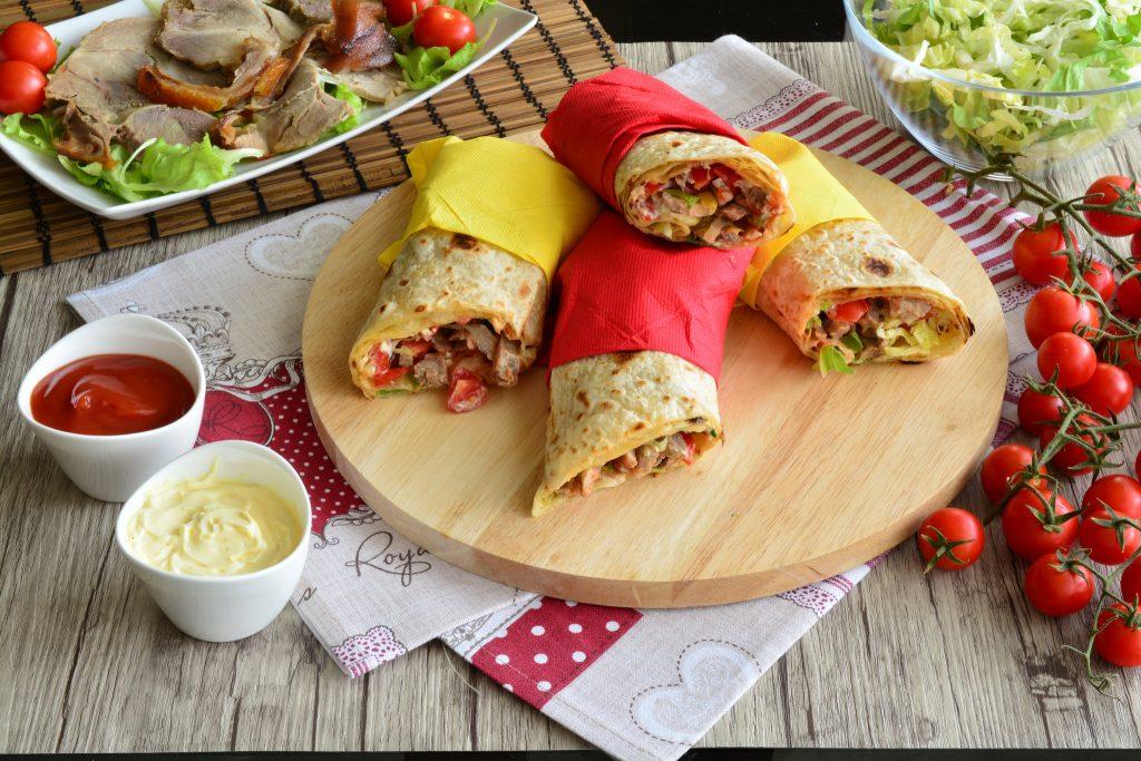 Ricetta Pane Arabo Per Kebab Bimby.Kebab Bimby Bonci Tm31 Tm5