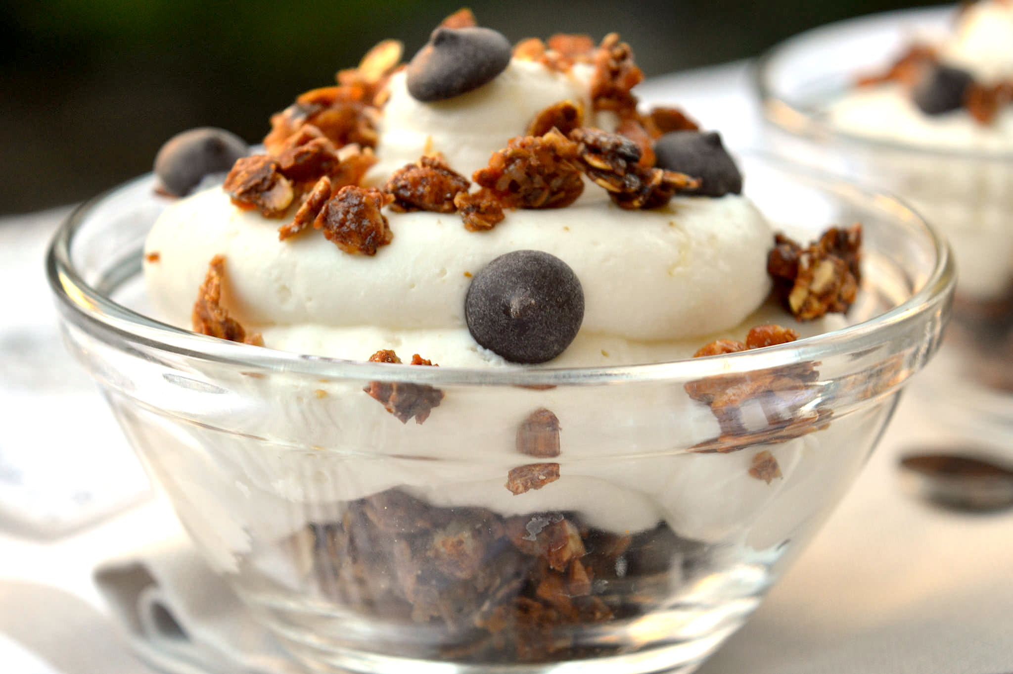 Ricetta Yogurt Bimby Tm31.Mousse Yogurt Greco Bimby Tm31 Tm5 Tm6 Dolce Al Cucchiaio