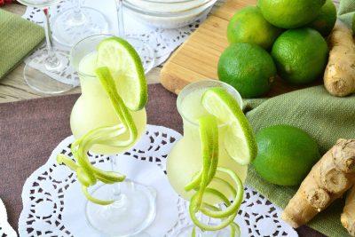 Sorbetto al lime