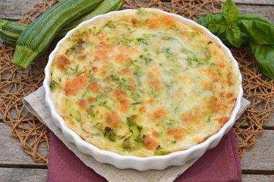 Lasagne di crespelle con verdure