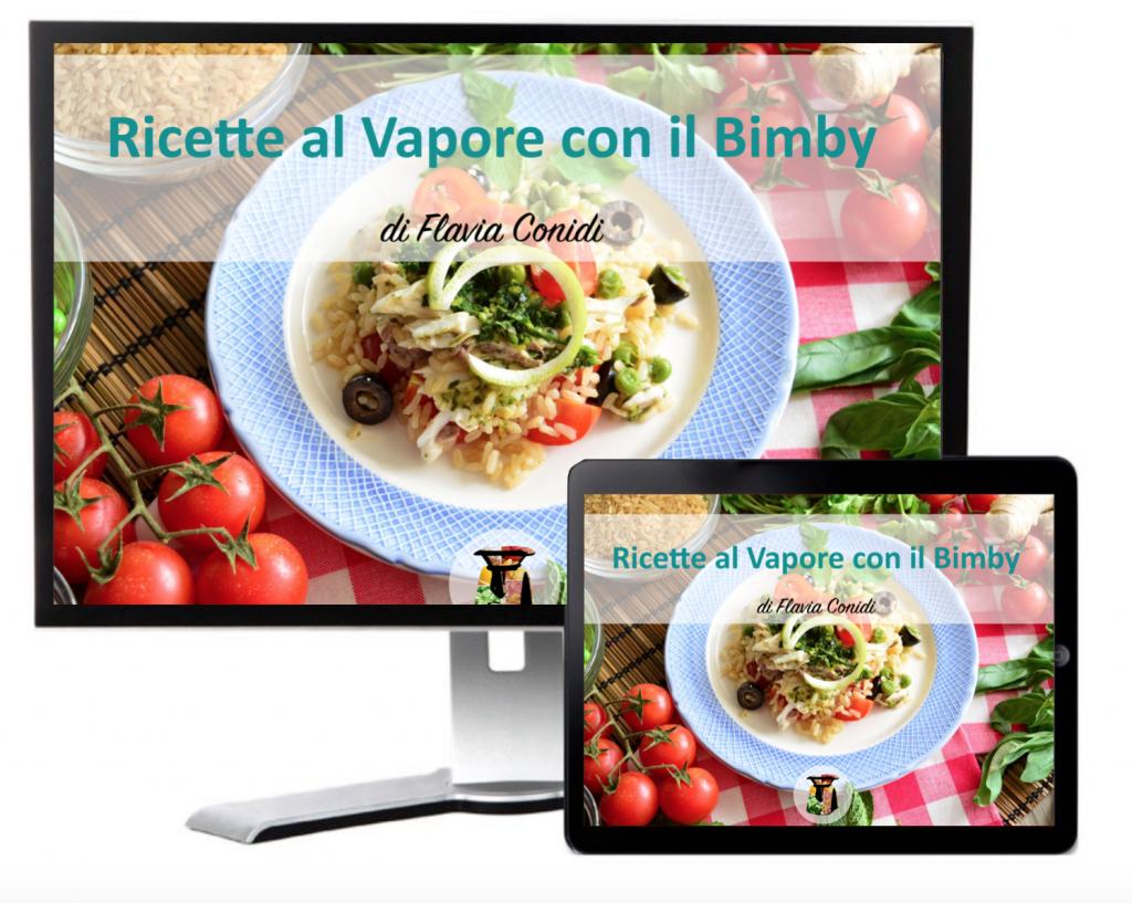 Ricette al Vapore con il Bimby – Ricettario ebook
