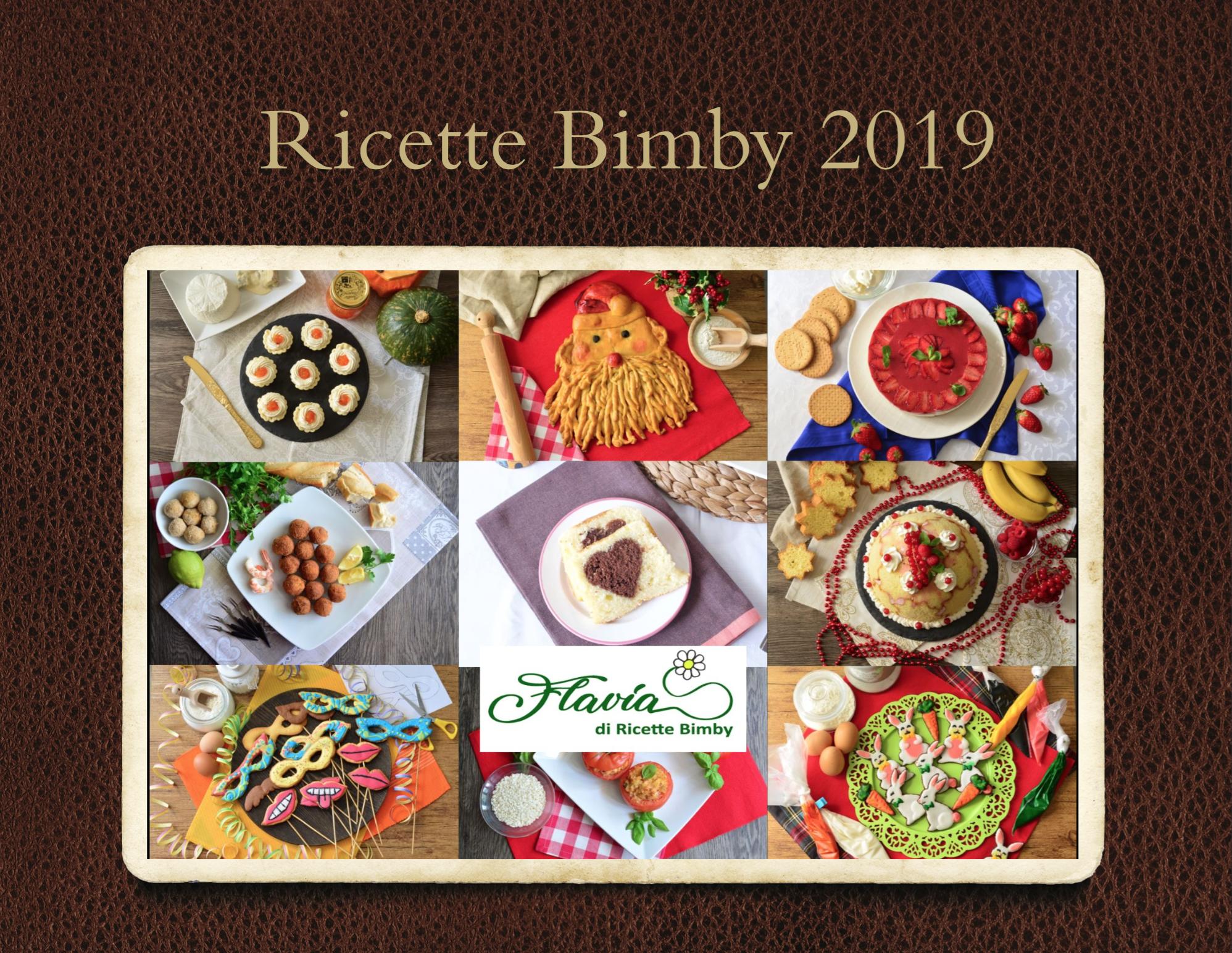 calendario 2019 ricette bimby flavia conidi