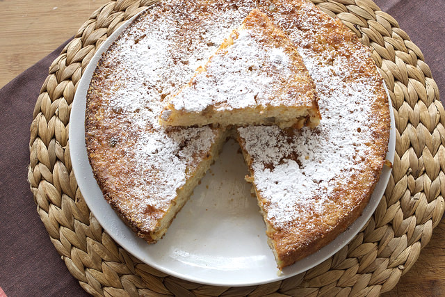Torta degli addobbi o torta di riso