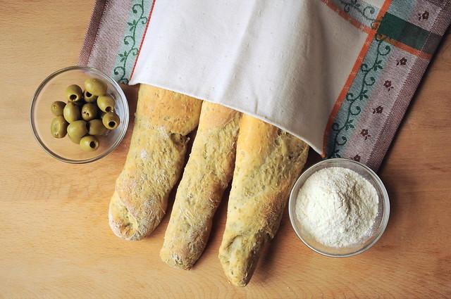 Filoncini alle olive