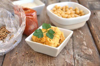 Hummus veloce