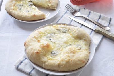 Pizza con poolish
