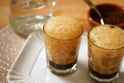 Crema di caffè senza panna