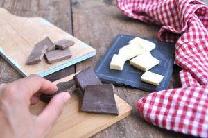 Come sciogliere il cioccolato con il Bimby