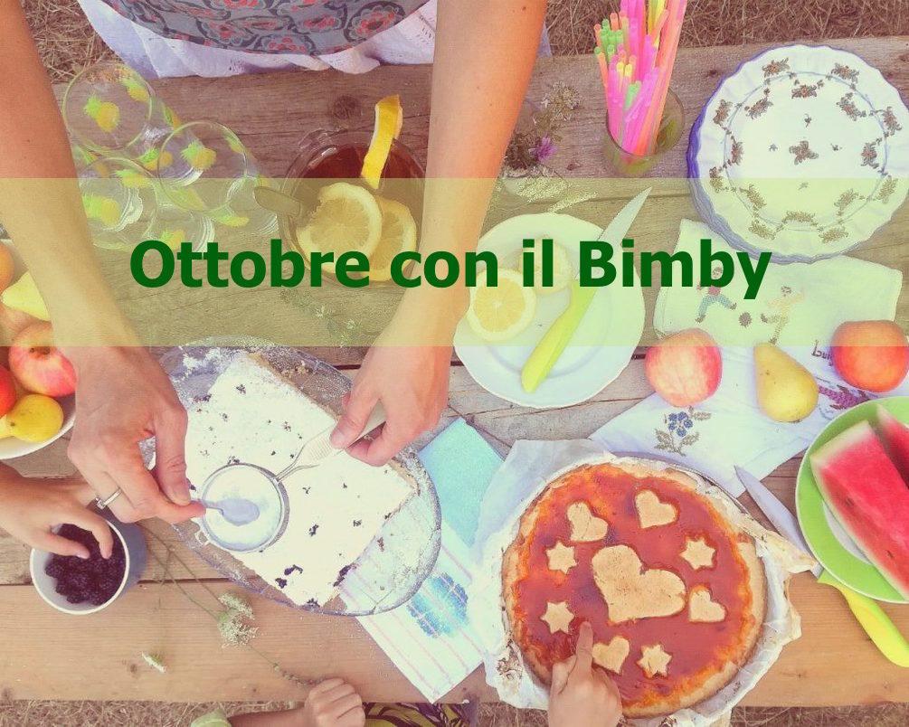 ottobre con il bimby