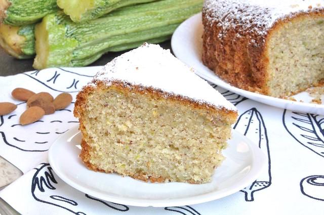 Torta Di Zucchine Dolce