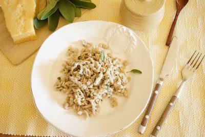 Spatzles di grano saraceno