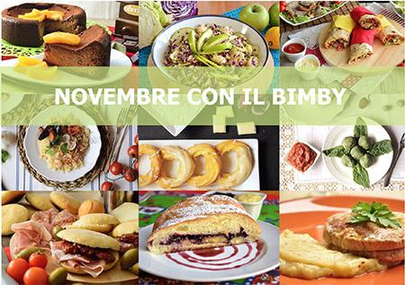 Novembre con il bimby