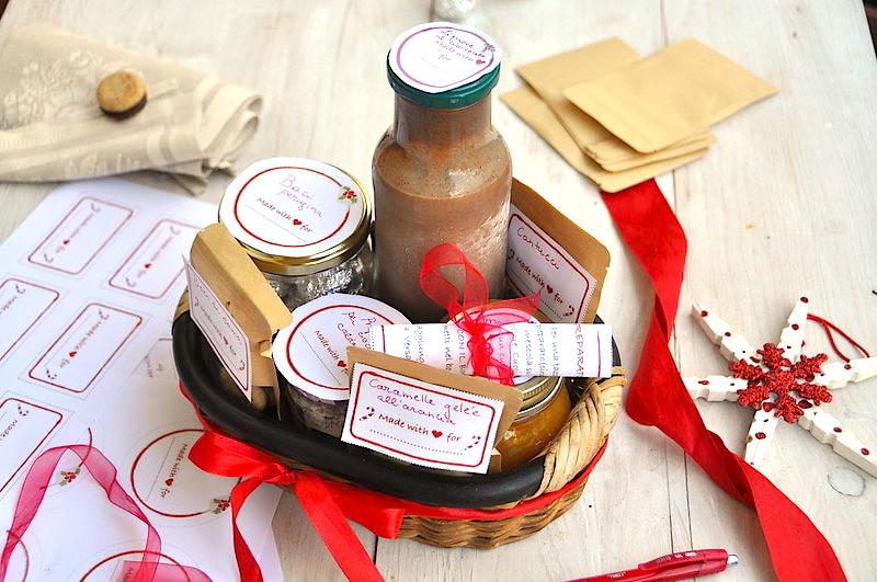 Cesto natalizio fai da te: ricette e idee con il Bimby