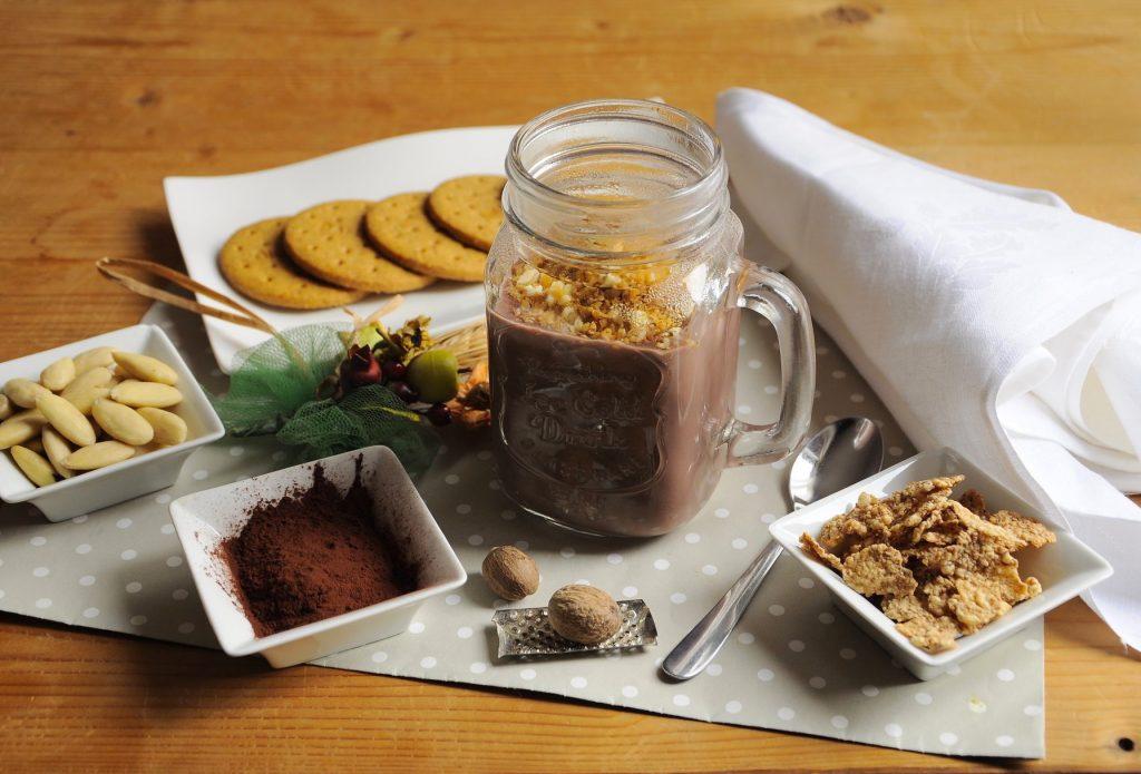 Cioccolata calda speziata