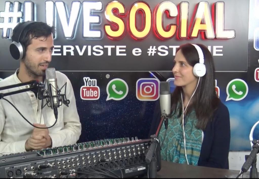 Un giorno in radio: la mia intervista a Radio Roma Capitale