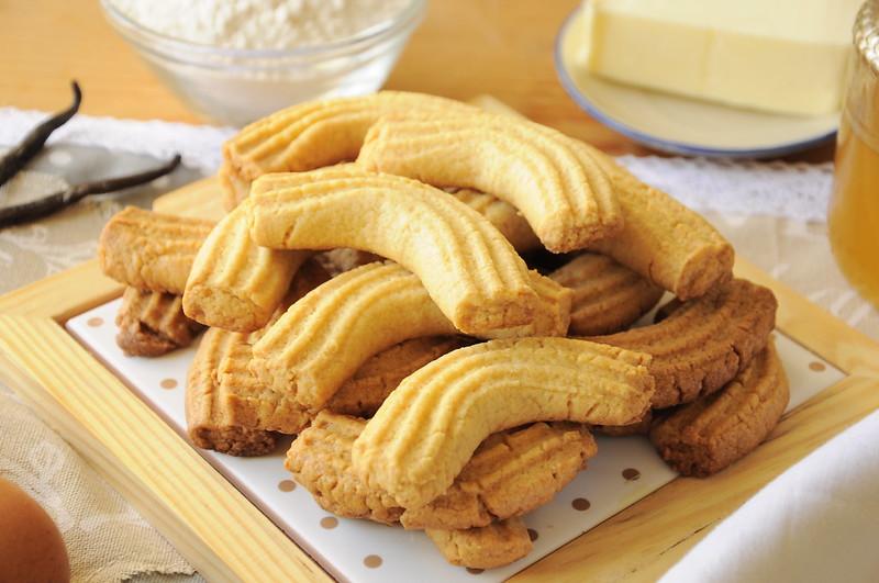 Krumiri: biscotti piemontesi