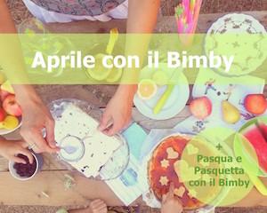 Aprile con il Bimby