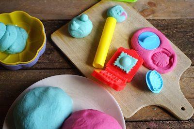 Pasta modellabile senza cottura
