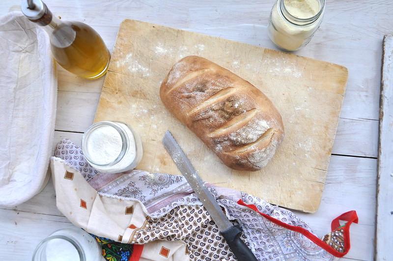 Pane fatto in casa Bimby