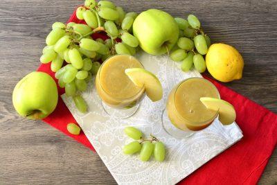 Frullato di frutta mista